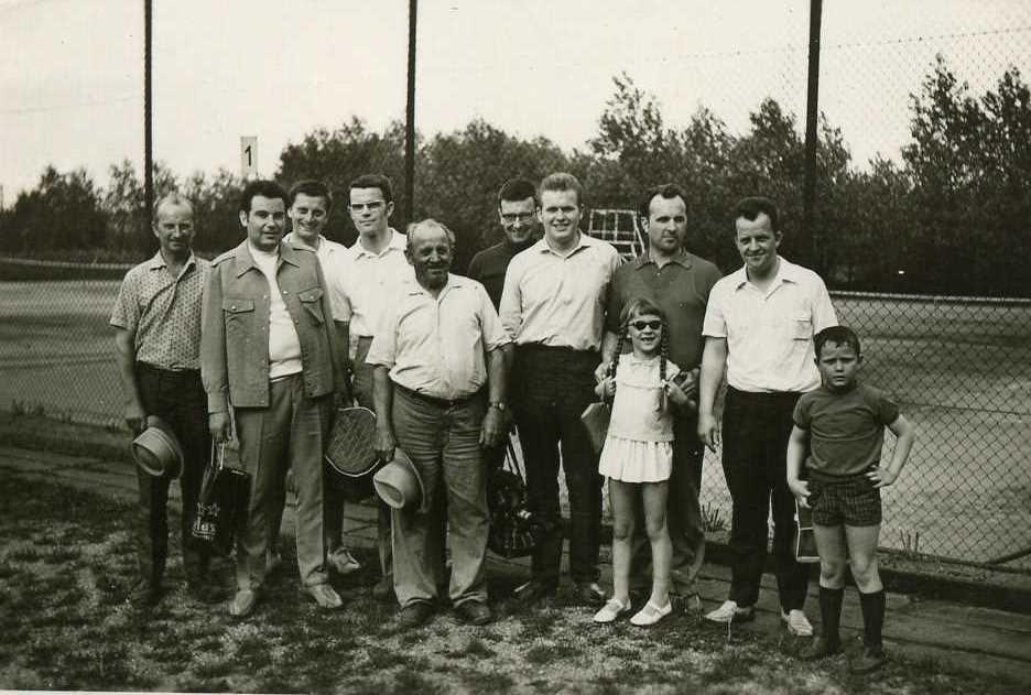 Auswärtsspiel in Lauchhammer 1971